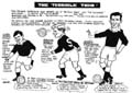 Gilzean Cartoons